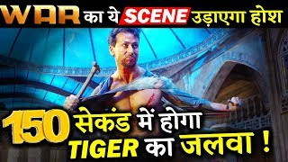 Tiger Shroff Shoot A 2.30 Minute Long Action Scene For WAR