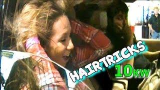 BASS Hair Tricks w/ 12 15