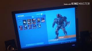 I unblocked the secret skin Fortnite
