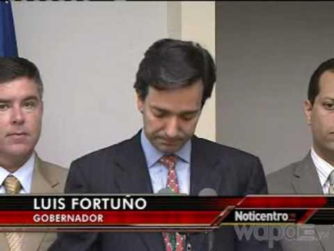 Luis G. Fortuño Burset Anuncia Proyectos APP que Comienzan YA!