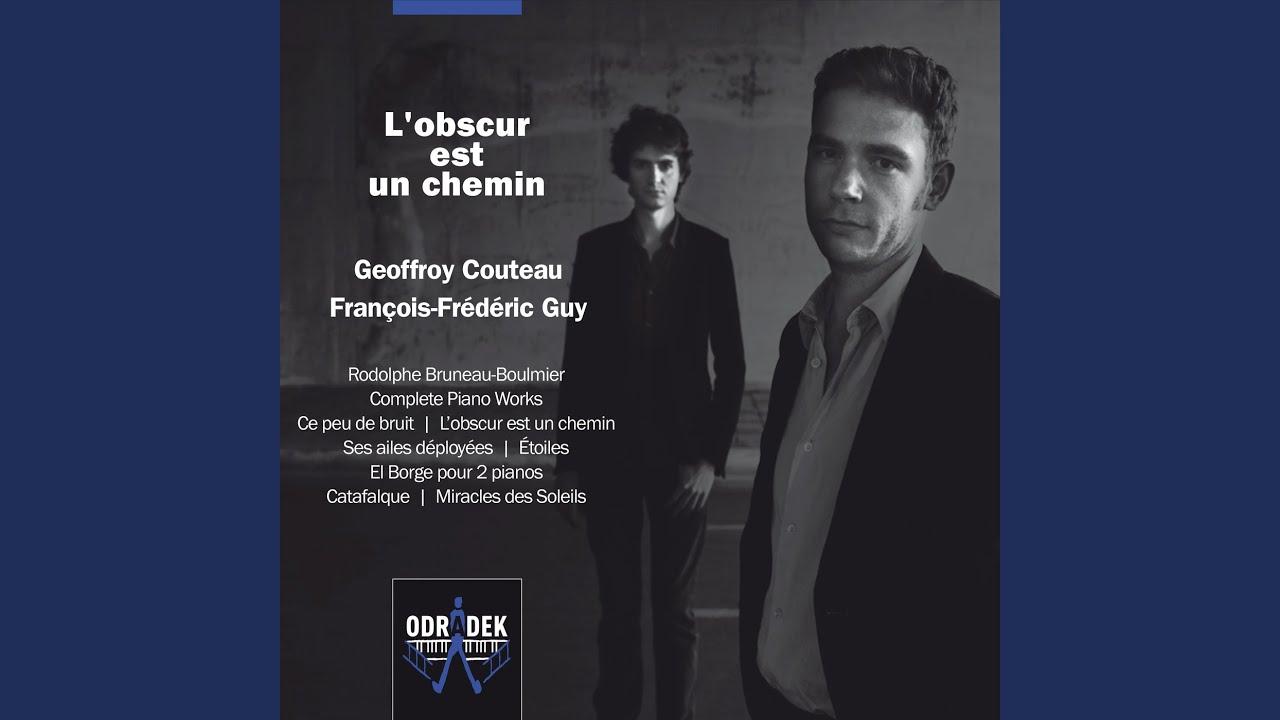 El Borge pour 2 pianos: I.- El Borge