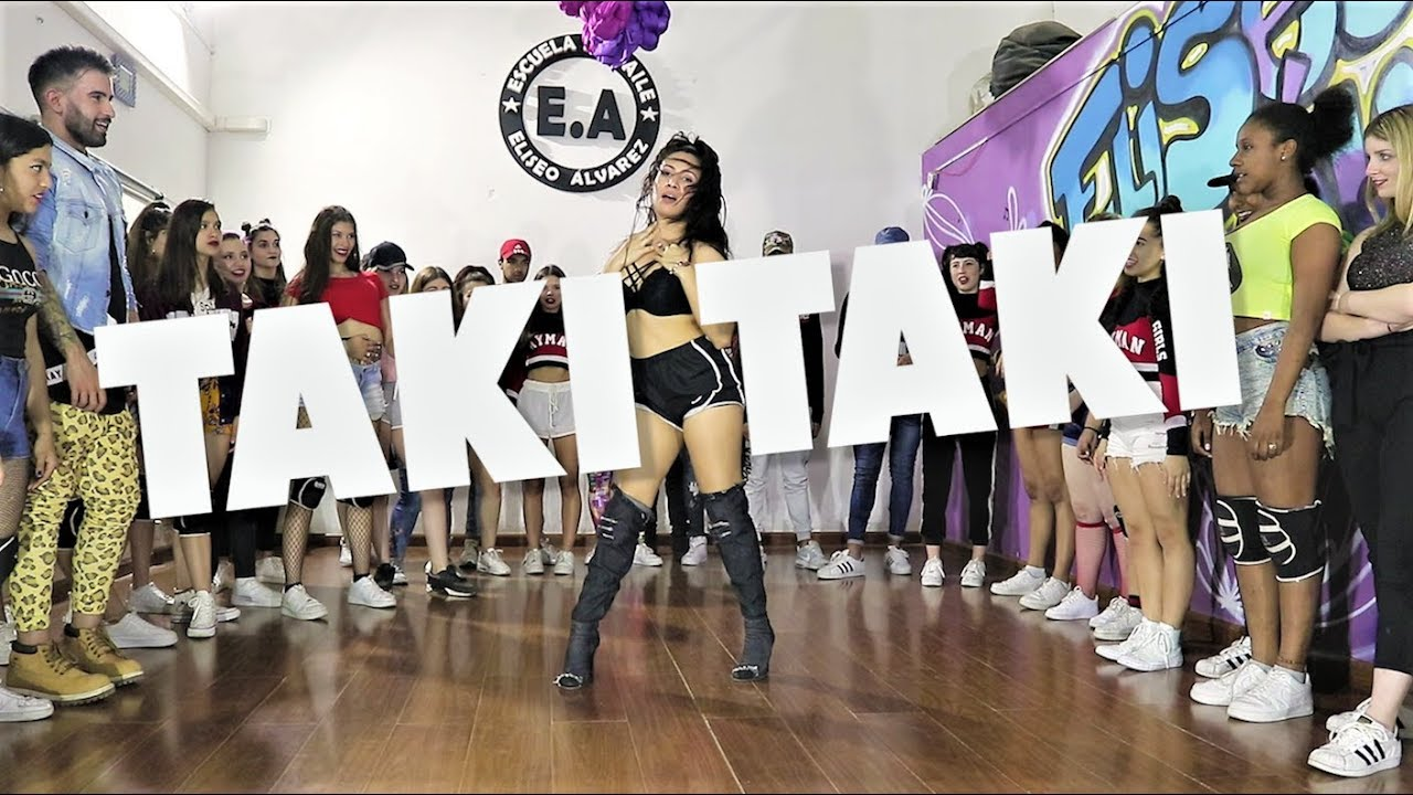 TAKI TAKI - DJ Snake feat Selena Gomez, Ozuna & Cardi B | Choreography Emir Abdul Gani #1