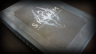 The Elder Scrolls V: Skyrim Legendary Edition Game Guide Review Unboxing