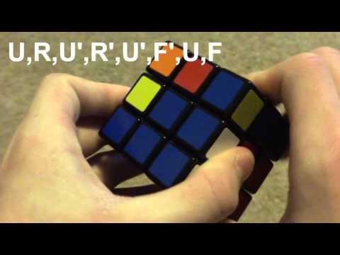 How to Solve a Rubik's Cube (3x3) BEGINNER METHOD
