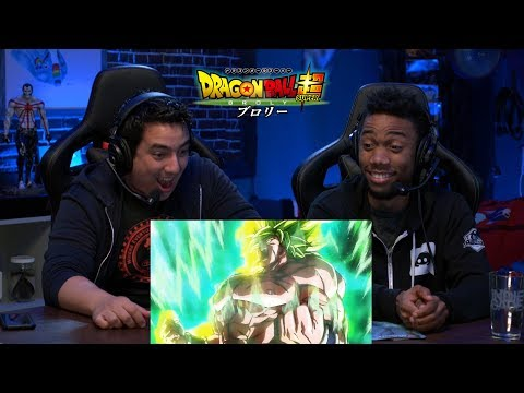 Dragon Ball Super: Broly Trailer #3 Reaction