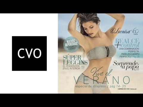 Catálogo Leonisa Colombia: Campaña 8 De 2016 - Vive El VERANO