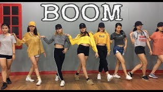 Tiësto & Sevenn - BOOM (Dance Cover) | Choreography Jane Kim @VIVADanceStudio
