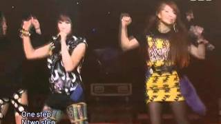 CL & Min Zy - Please don't go @ SBS Inkigayo 인기가요 091213