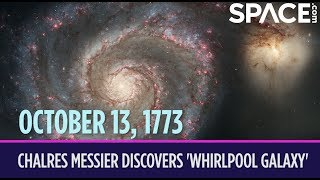 OTD in Space - Oct. 13: Charles Messier Discovers the