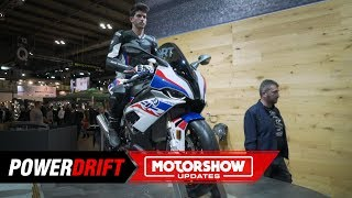 2019 BMW S1000RR : More than just new headlights : EICMA 2018 : PowerDrift