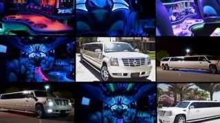 monster escalade limo suv limousine rentals