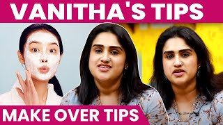 Vanitha Vijayakumar Beauty Tips