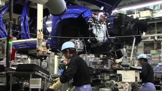 トヨタ九州宮田工場 新型NX生産