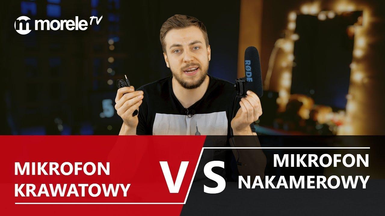 Jaki mikrofon dla YouTubera? Krawatowy Aputure vs nakamerowy RODE