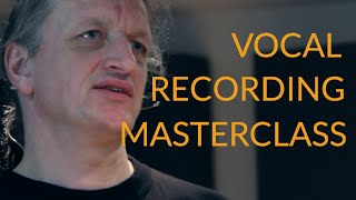 Recording Vocals Masterclass: Marcel van Limbeek reveals his favourite mics for recording vocals.