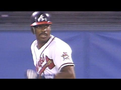 1995 NLDS Gm4: McGriff Drives In Five In Game 4