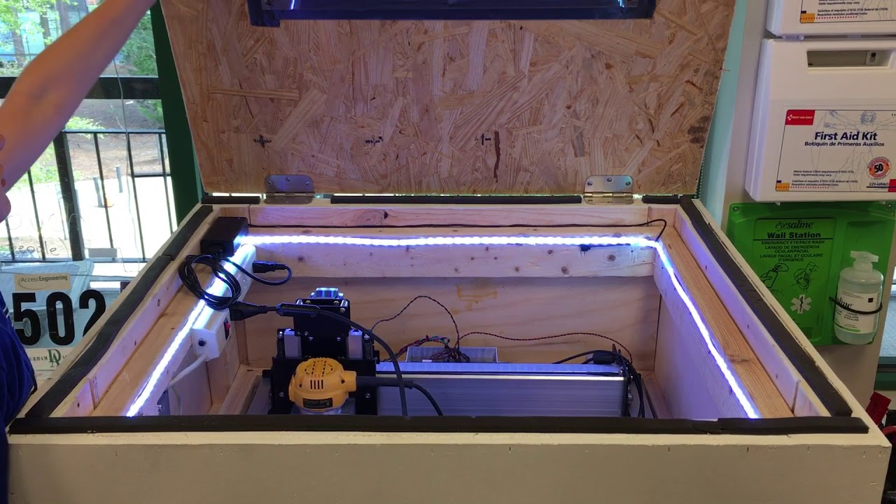 Shapeoko 3 Enclosure