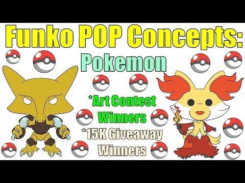 funko pop concepts pokemon youtube