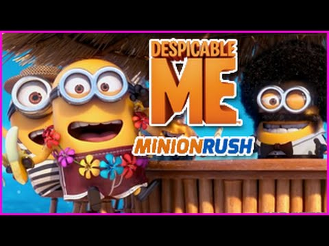 Despicable Me:Minion Beach Level 2-11