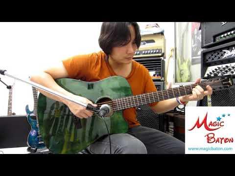 อ.โอ๋ รีวิวกีตาร์โปร่งสวยงามเสียงดี TYMA D 3C CG Acoustic Guitar thumbnail