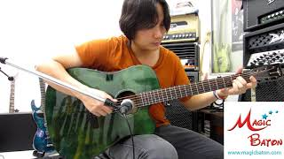 .  tyma d 3c cg acoustic guitar