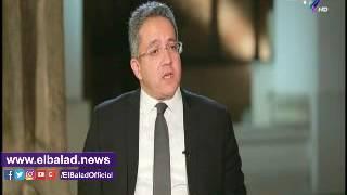 وزير الآثار: الثقافة المصرية ترفض إقامة أفراح داخل المتاحف .. فيديو