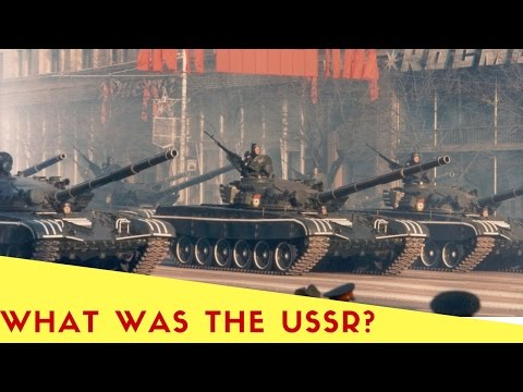 What was the Soviet Union?