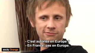 "Muse - Dom & Matt ""Speed Date Interview"" May 2010"