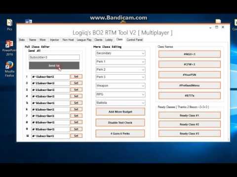 BO2 / 1 19 ] Logiiq V2 BO2 RTM Tool By ChainMods + Download