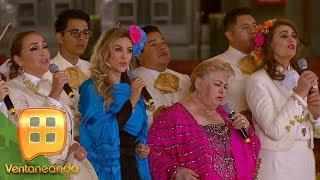 La familia Azteca se reunió en la Basílica paracantarle las mañanitas a la Virgen de Guadalupe.