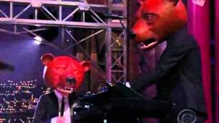 Robyn - Cobrastyle ( Live Letterman 2008 )