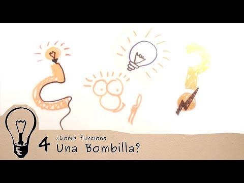 Aprende Un Ratico 4: ¿Como funciona una bombilla?