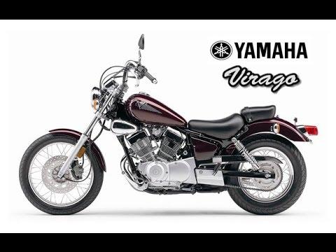 2008 YAMAHA XV250 VIRAGO TESTRIDE/REVIEW