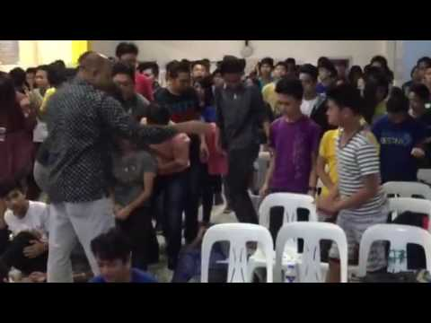 Holy Ghost fire in the Philippines 2016 ..