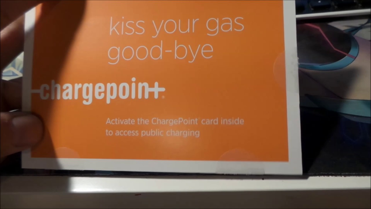 Registering For Chargepoint Card Empulse Tt