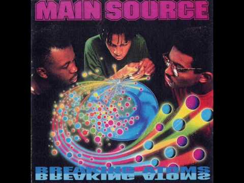 Main Source - Live at the Barbeque (feat. Nas, Joe Fatal, Akinyele)