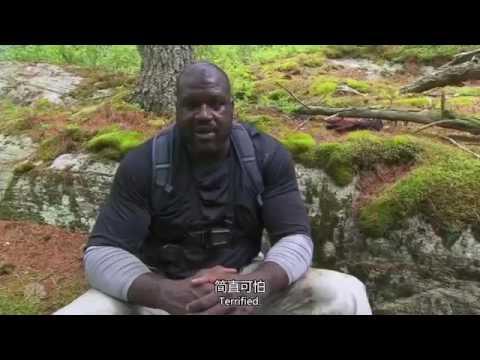 荒野求生全明星 貝爾和NBA O'Neal 中文字幕