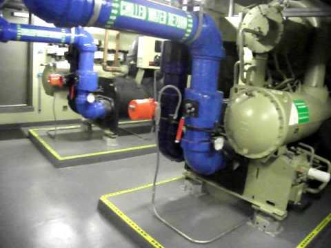 Chiller Mechanical Plant Youtube