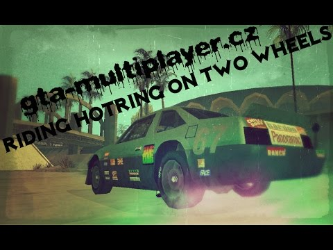 RIDING HOTRING ON TWO WHEELS | GTA-MULTIPLAYER.CZ