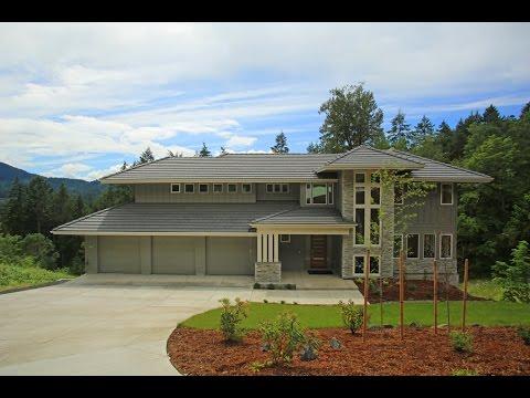 Heitman custom homes spring knoll house eugene oregon for Eugene oregon home builders