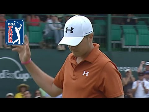 19-year-old Jordan Spieth highlights from T2 at 2013 Puerto Rico Open