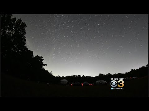 Delaware Valley To Get Great View Of Orionid Meteor Shower This Weekend