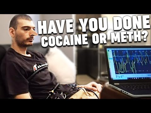 LIE DETECTOR TEST WITH ICE POSEIDON