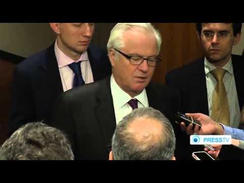 UN Security Council Debates Syria Resolutions