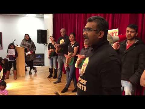 TSM Jallikattu Protest-2