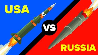 Who Has Deadlier Missiles? Russia or United States
