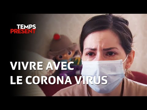 Temps Présent - Vivre avec le coronavirus