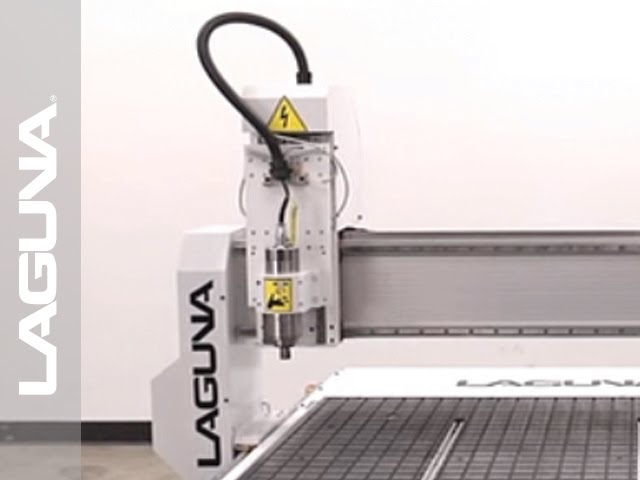 Swift CNC Vacuum Table | Laguna Tools
