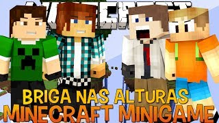 Dupla Brasileira - Sky Wars Minecraft MiniGame