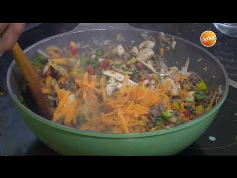 سموزي الشوكلاتة بالفواكه - طاجن بطاطس مهروسة - لفائف الدجاج بالسبانخ | الشيف (حلقة كاملة)